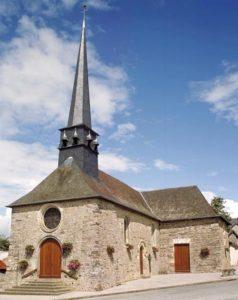 photo de eglise Saint Donatien et Saint Rogatien